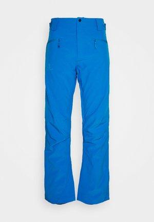 STANCE PANT  - Snow pants - indigo bunting