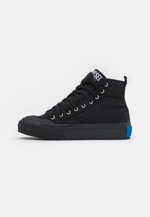 S-MUJI MC - Höga sneakers - black