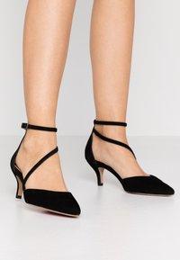 PERLATO - Classic heels - noir - 0