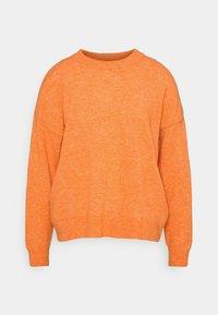 orange dust