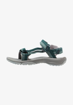TERRA LITE - Walking sandals - north atlantic