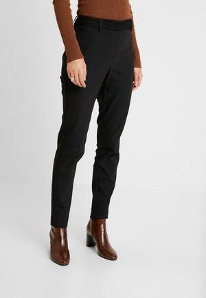 ECLASSY SLIM - Trousers - noir