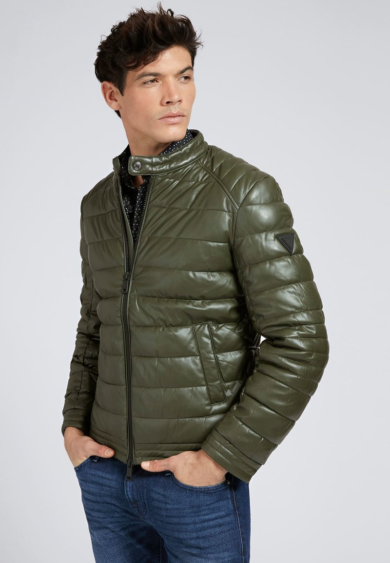 Guess - Winter jacket - grün