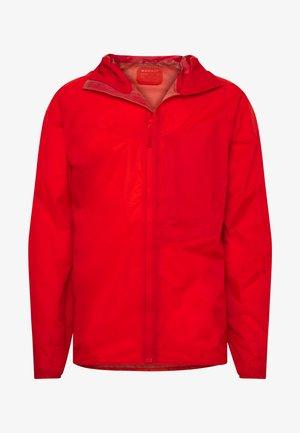 KENTO - Hardshell jacket - spicy