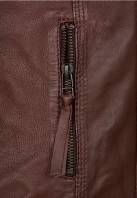 Cecil - Leather jacket - brown - 3