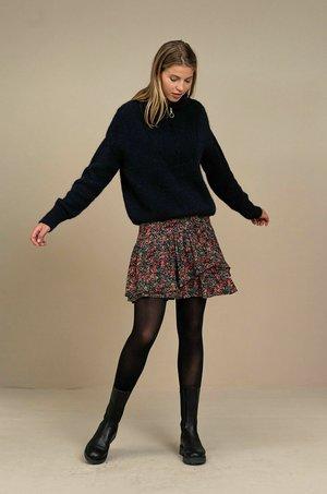 ELENA BOUQUET  - A-line skirt - bouquet print