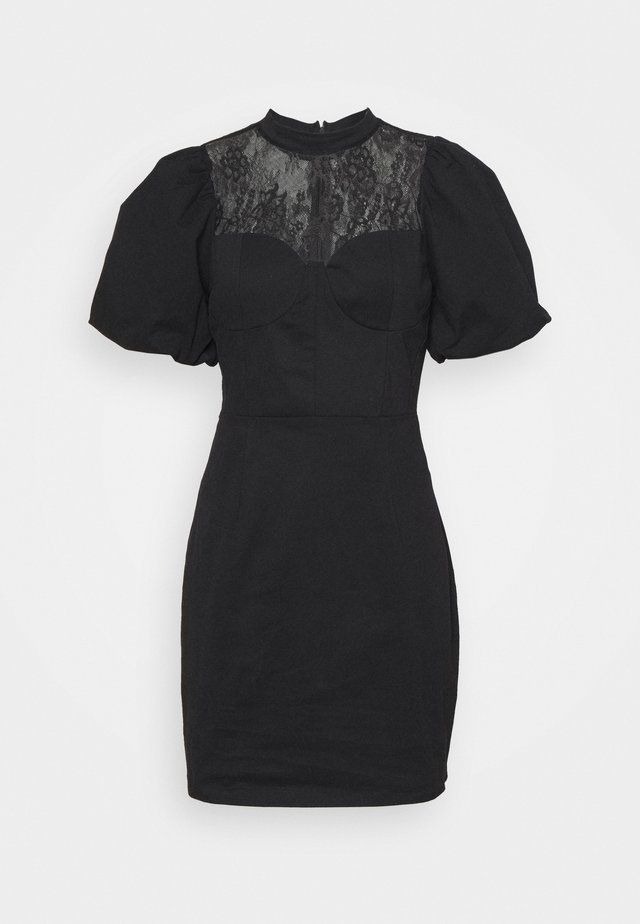 LADIES DRESS  - Juhlamekko - black