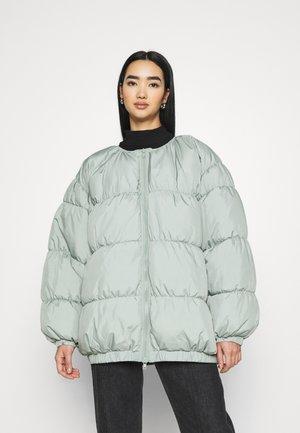 KAI PUFFER JACKET - Winter coat - sage green
