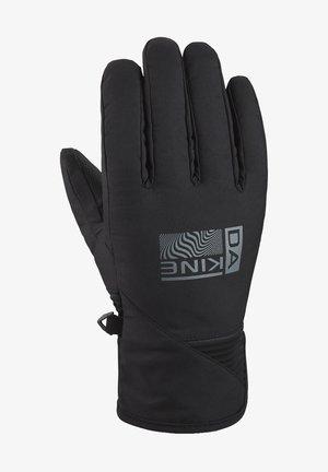 Gloves - black foundation