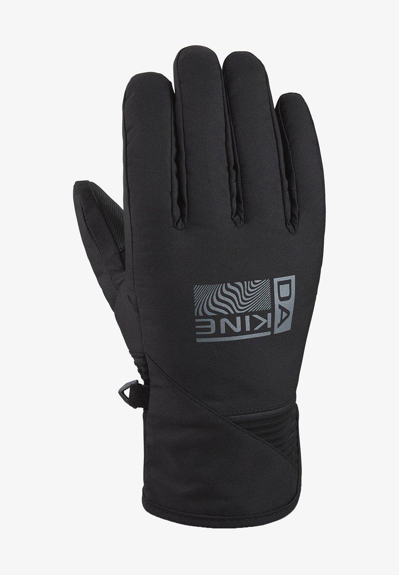Dakine - Gloves - black foundation