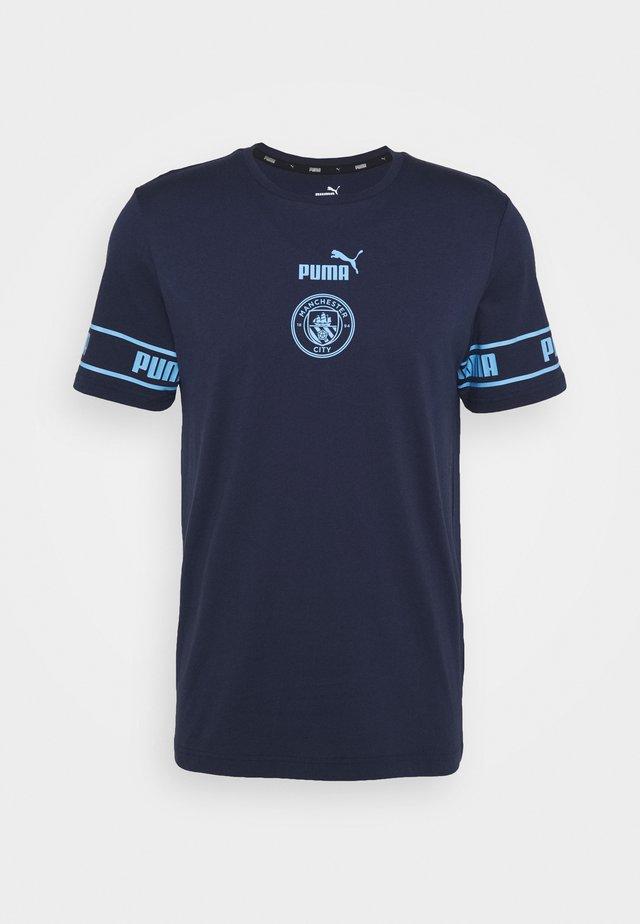 MANCHESTER CITY - Equipación de clubes - peacoat team light blue