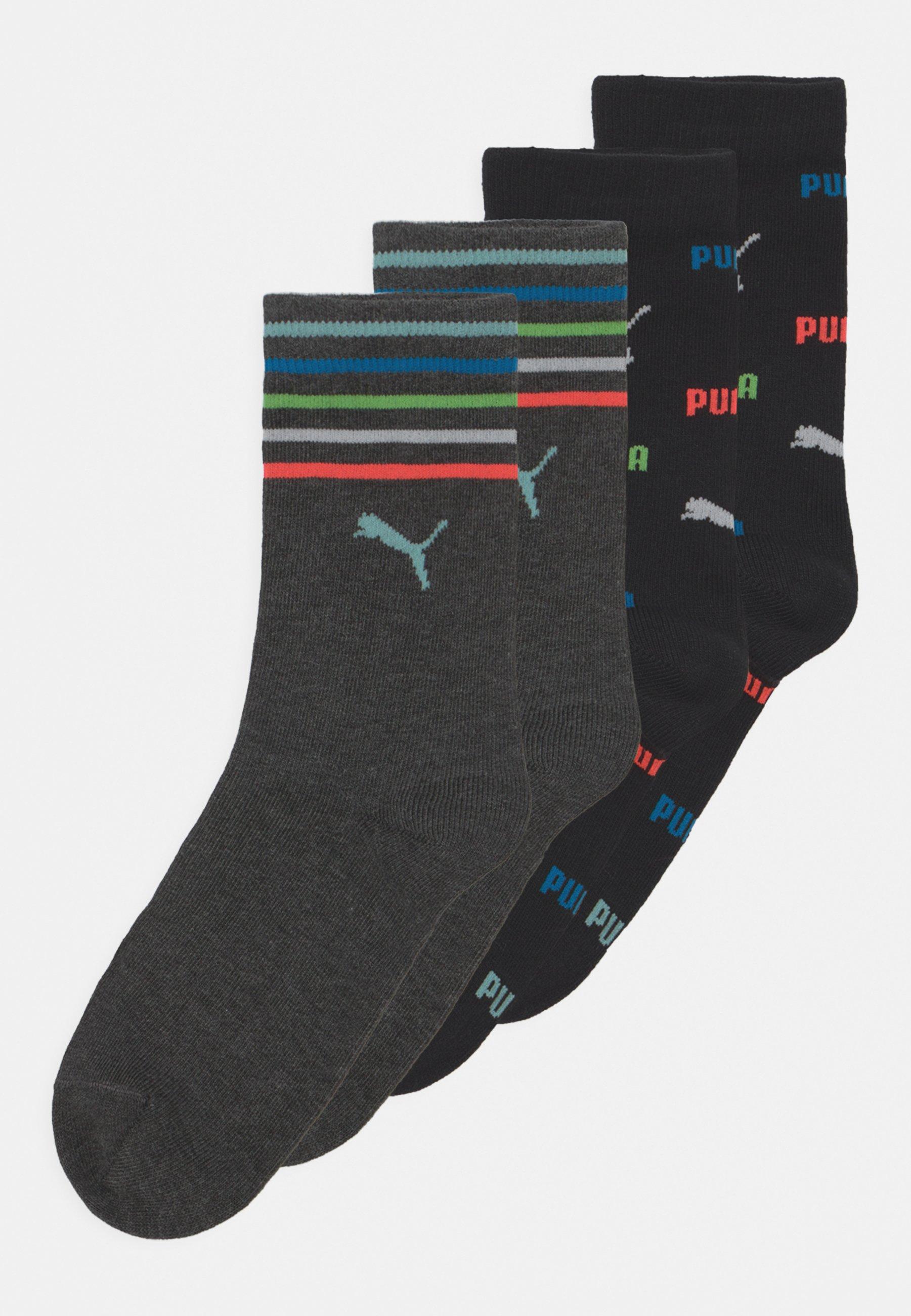 Kinder CHILDREN LOGO 4 PACK UNISEX - Socken