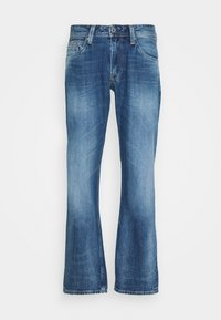 NEW JEANIUS - Jeans relaxed fit - denim