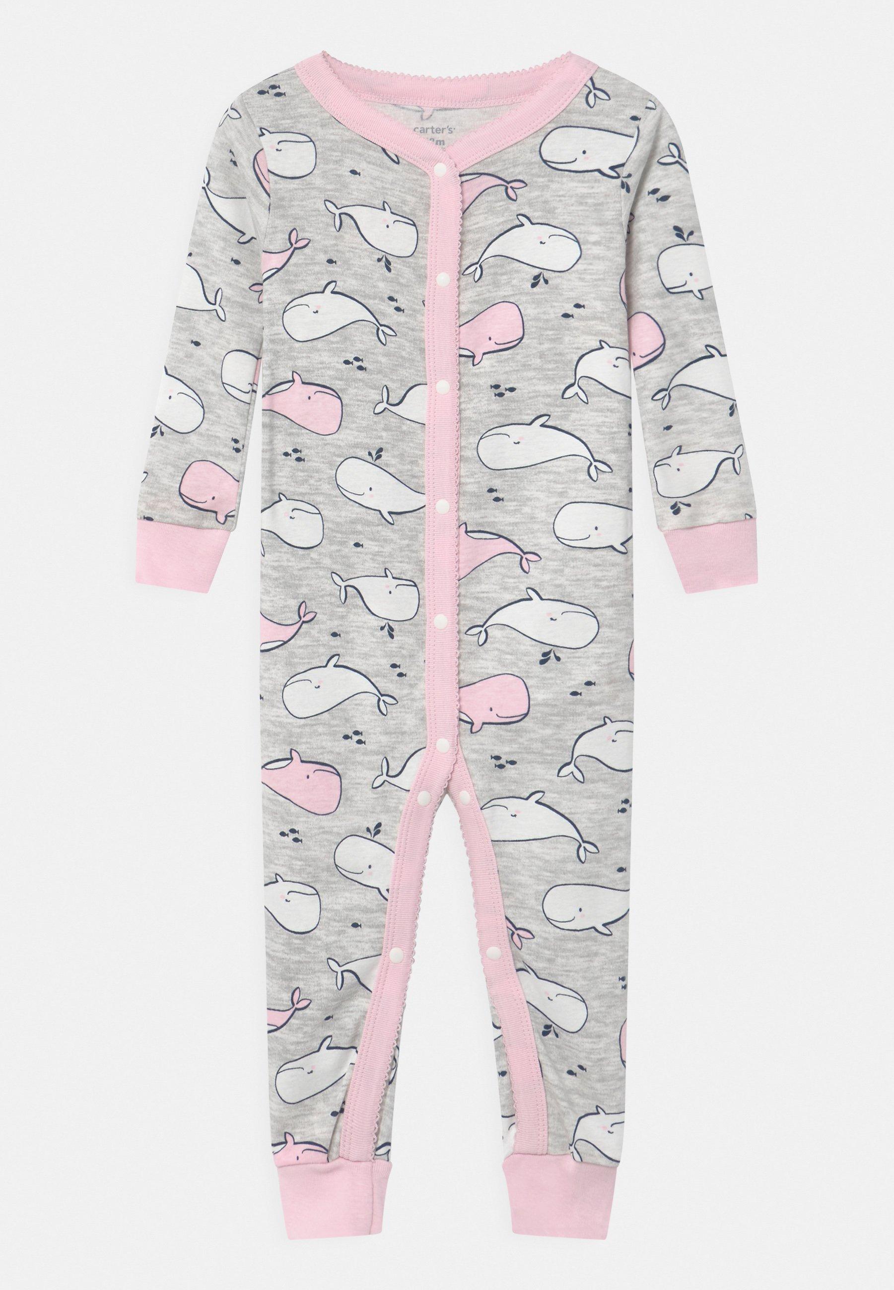 Kids WHALE SNAPS - Pyjamas
