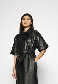 Oakwood - BREAK - Shirt dress - black - 3