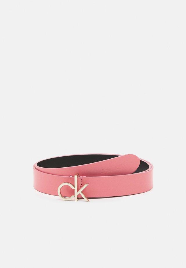 LOGO BELT - Belt - light pink