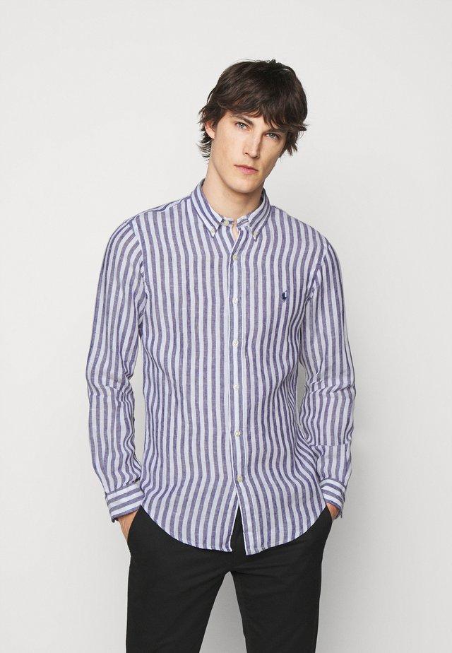 Camicia - blue/white