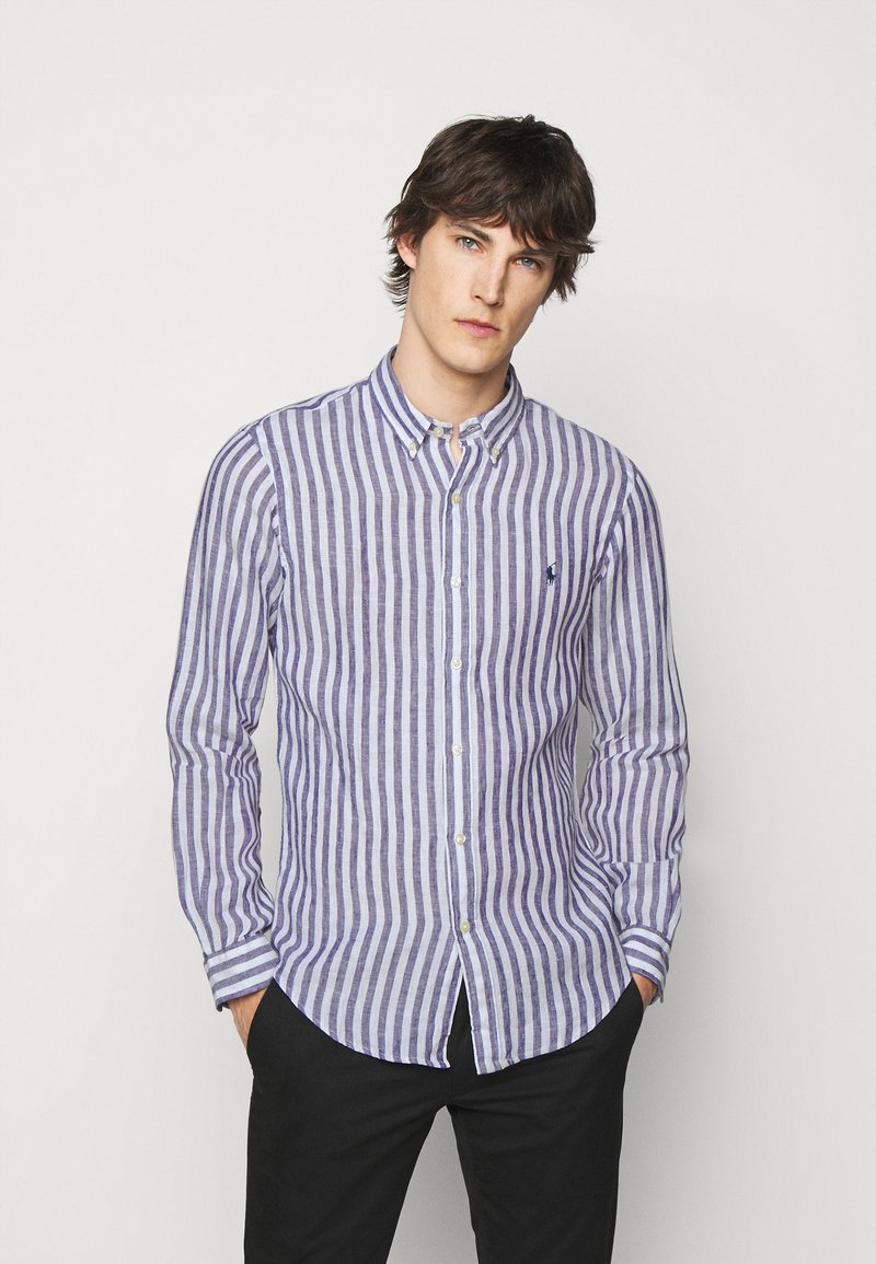 Polo Ralph Lauren - Shirt - blue/white