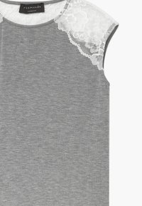 Rosemunde - BERLIN - Print T-shirt - light grey - 3