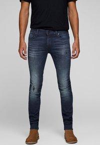 Jack & Jones - LIAM  - Jeans Skinny Fit - blue denim - 0