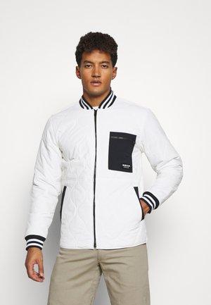 MALLET STOUT - Winter jacket - white