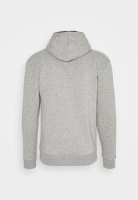 Good For Nothing - FITTED GREY MICRO TAPED BRANDED HOOD - Mikina - grey - 1