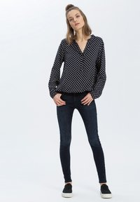 Cross Jeans - Blouse - navy - 1