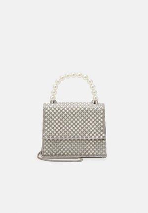 JERERANNA - Handbag - silver