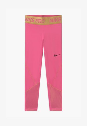 Leggings - pinksicle/mystic dates