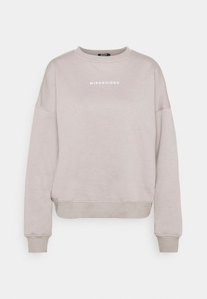 BASIC OVERSIZED - Sudadera - grey