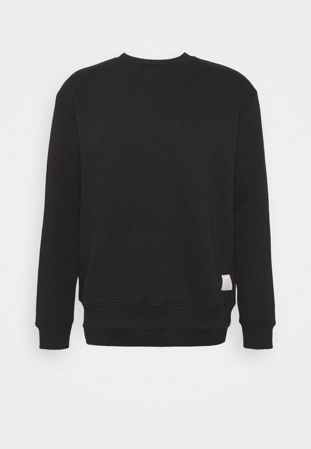 MUFTI MITU CREW - Sweater - black