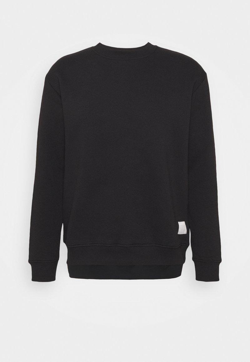 Woodbird - MUFTI MITU CREW - Sweatshirt - black