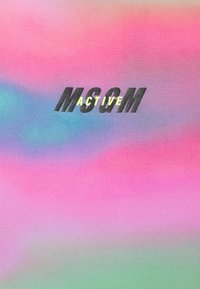 MSGM - Top - green/pink - 2