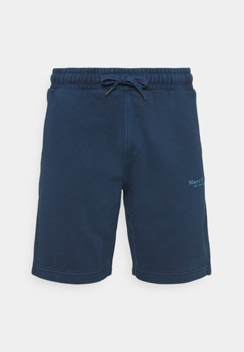 WITH FRONT AND BACK POCKETS - Shorts - total eclipse