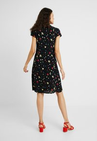 Dorothy Perkins Tall - DITSY TEA DRESS - Day dress - black - 3