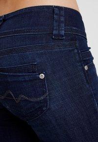 Pepe Jeans - VENUS - Straight leg jeans - dark-blue denim - 4