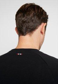 Napapijri - SASTIA  - T-Shirt print - black - 3