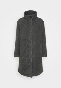 Nümph - NUBRIO JACKET - Zimní kabát - dark shadow - 4