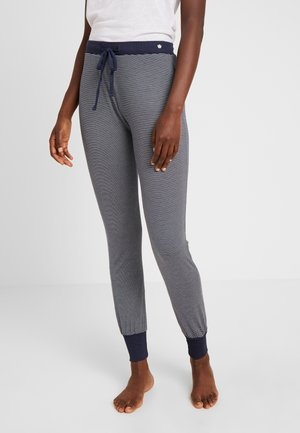 JAYLA SINGLE PANTS LEG - Pyjamasbukse - navy