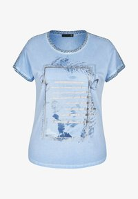 TR - Print T-shirt - hellblau - 0