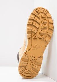 Nike Sportswear - MANOA - Lace-up ankle boots - beige / marron - 4