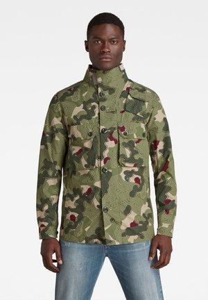 Outdoor jacket - hatton contour camo