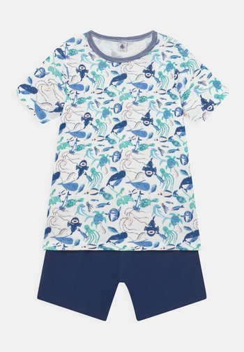 OCEAN PRINT  - Pyjama set - marshmallow