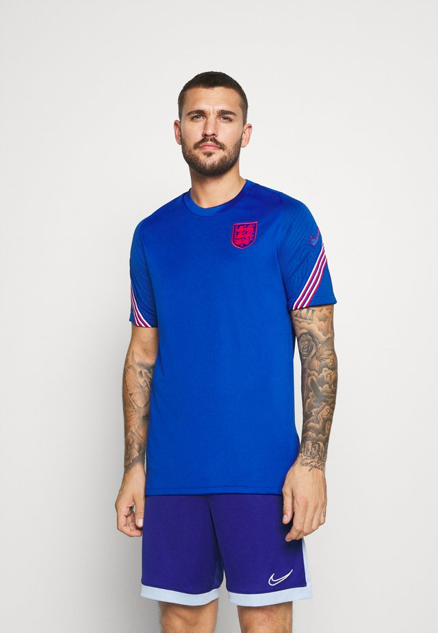 ENGLAND - Club wear - sport royal/challenge red