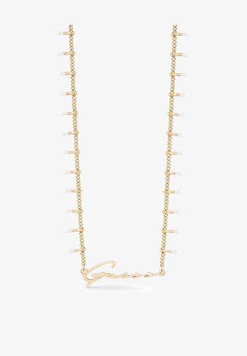 BEACH PARTY - Necklace - weiß