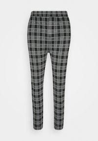 Denim Project - Pantalon classique - dark grey - 3