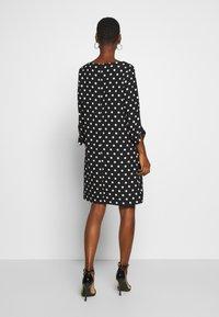 Esprit Collection - MATT SHINY - Day dress - black - 2