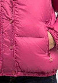 myMo - Winter jacket - rose - 3