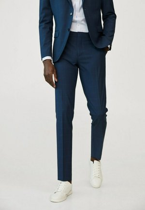 Suit trousers - bleu indigo