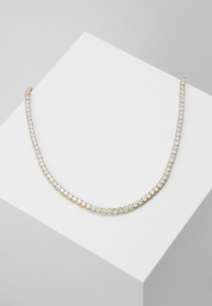 TENNIS ALL AROUND - Necklace - gold-coloured
